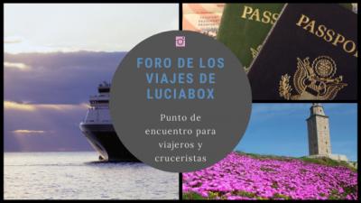 Foto pagina Foro Los Viajes de Luciabox