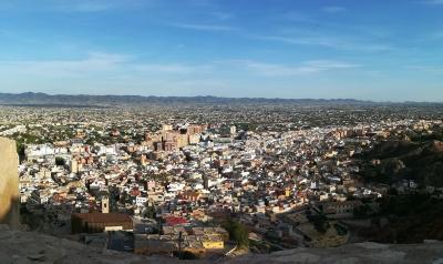 03 Vista de Lorca desde el Parador (1)